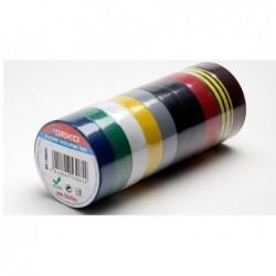 TRE EMME Nastro isolante 15mmx10mt diverse colorazioni