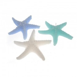 MERCURY Candela profumata stella marina cm 23xh.6 colori e fragranze assortite