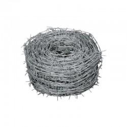 VERDELOOK Filo spinato spina zincato 1,7x100