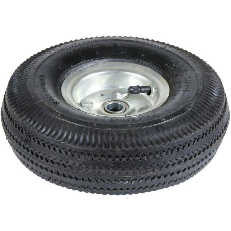 VERDELOOK Ruota pneumatica per carrello portatutto