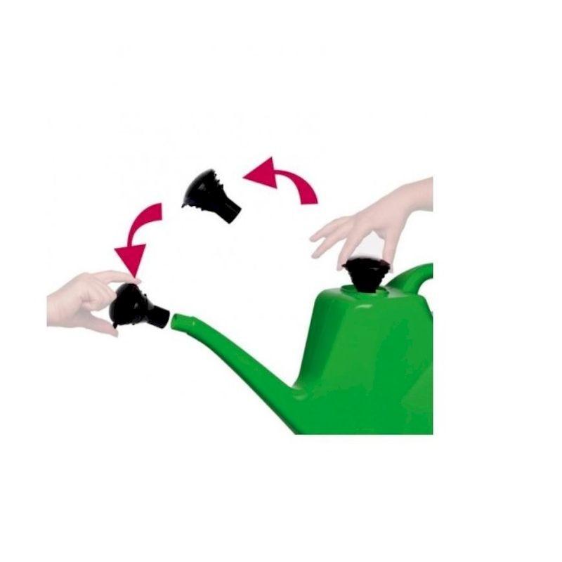 DI MARTINO Innaffiatoio verde 5 lt