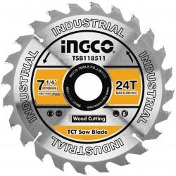 INGCO Disco ricambio per legno CS18528 e CS18568