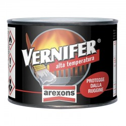 AREXONS Vernifer Alta Temperatura Nero Satinato 500ml