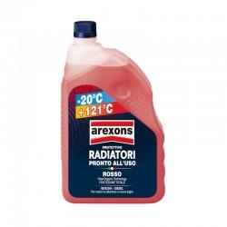 AREXONS Liquido protettivo per radiatori rosso