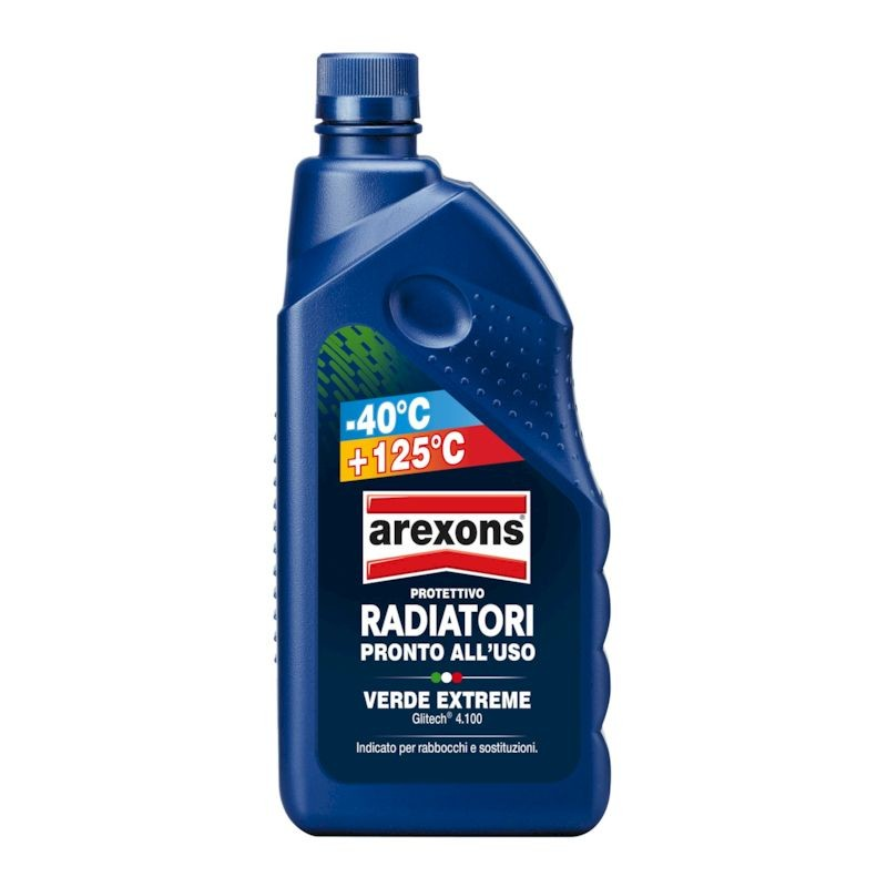 AREXONS Liquido protettivo radiatori -40 gradi 1 litro