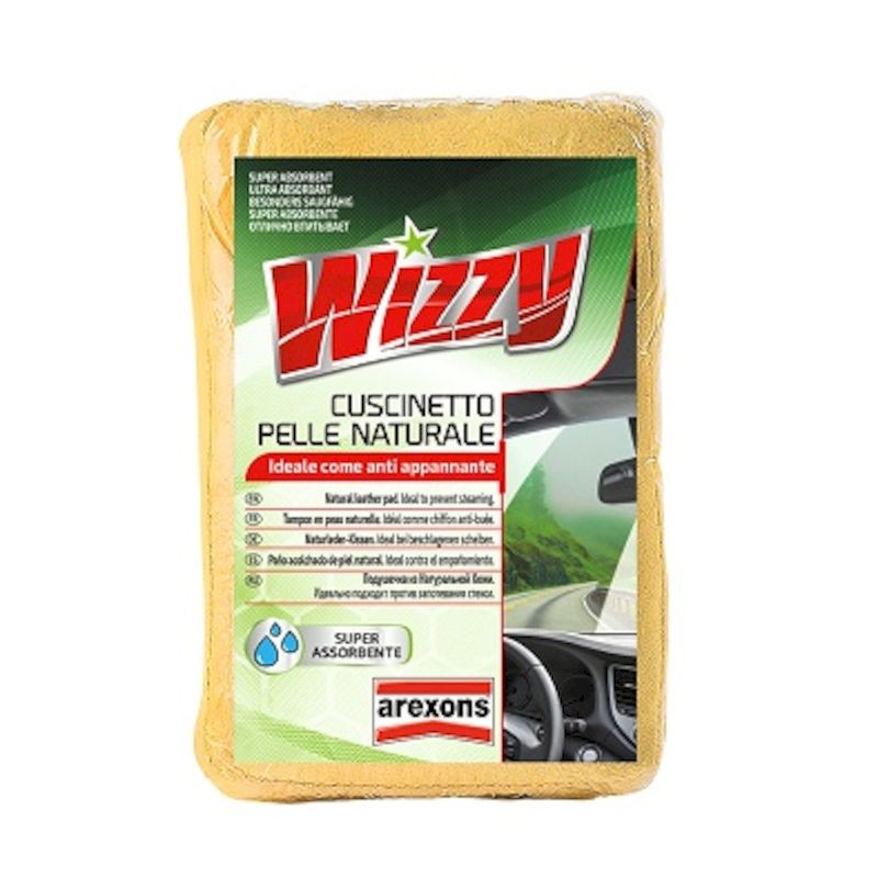 AREXONS Wizzy cuscinetto in pelle naturale