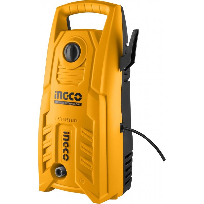 INGCO Idropulitrice 1400w 130 bar con accessori
