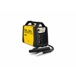 DECA Saldatrice sil313 inverter 230/50+60 accessori e valigetta
