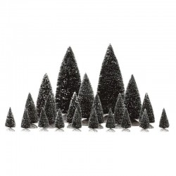 LEMAX Assortimento 21 pini - Assorted Pine Trees