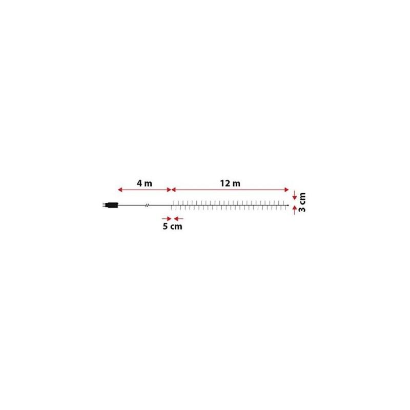 LOTTI 240 microled classic con controller 12 mt