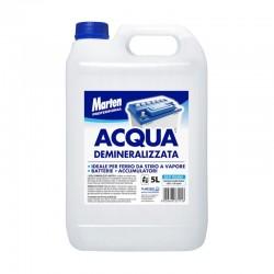 MARTEN Acqua demineralizzata 5000ml