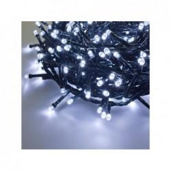 LOTTI 600 led luce bianco freddo con controller 8 giochi 26,50 mt