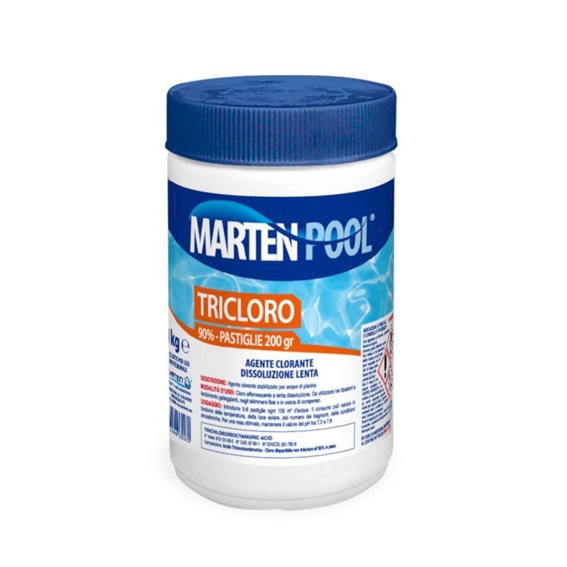 MARTEN Tricloro 90% pastiglie 200gr