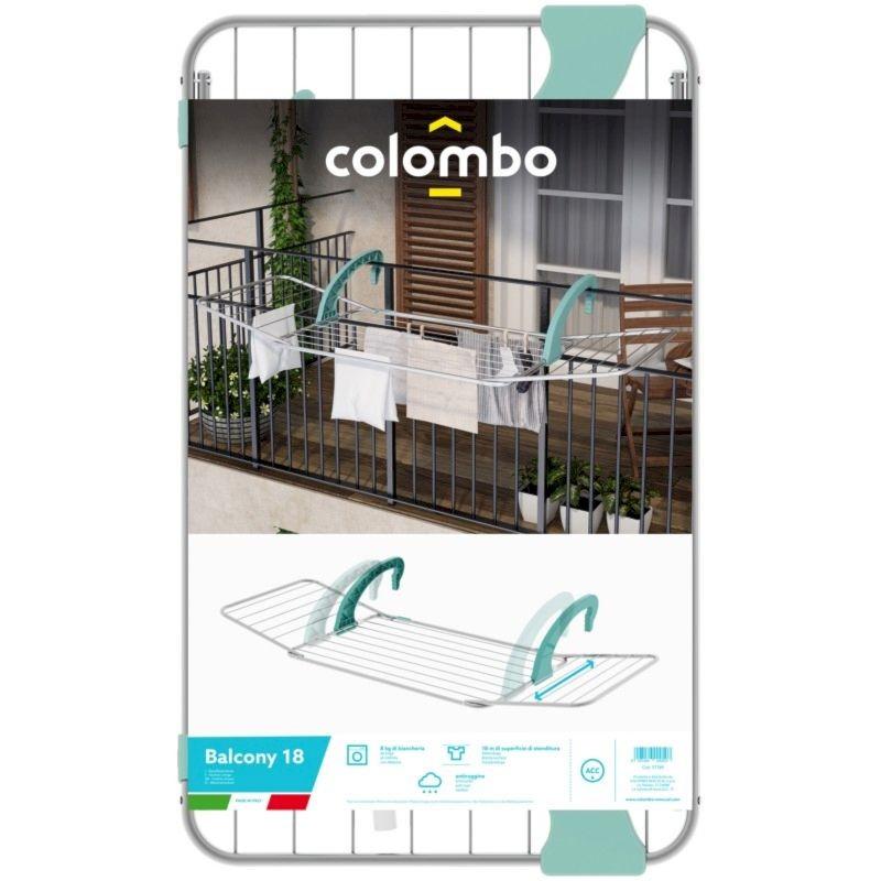 COLOMBO NEW SCAL Stendibiancheria Balcony 18m
