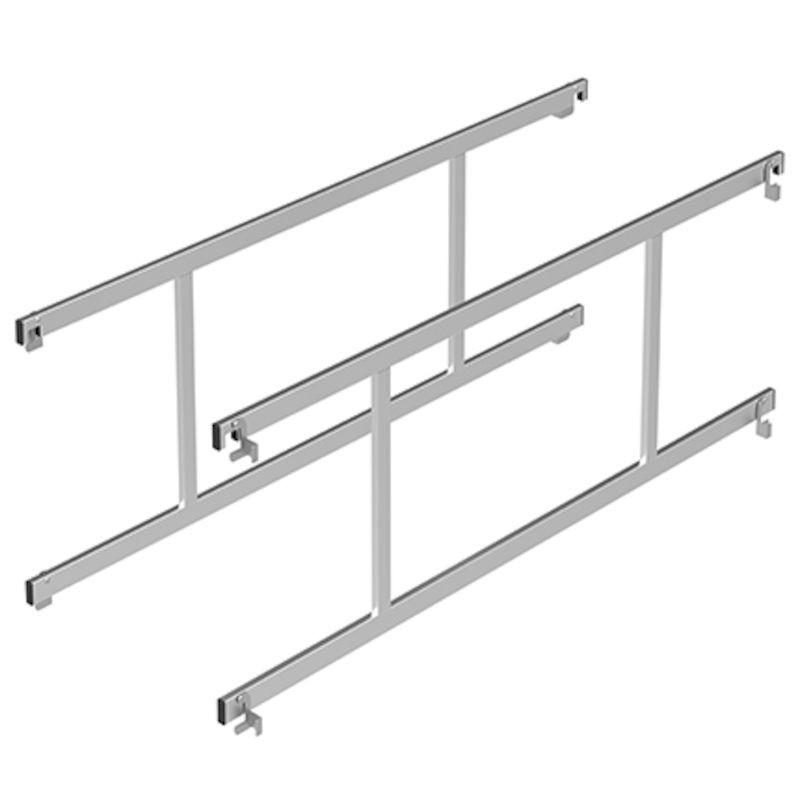 MARCHETTI SCALIFICIO Ponteggio alluminio olympo h 5,40