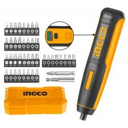 INGCO Cacciavite a batteria 4V