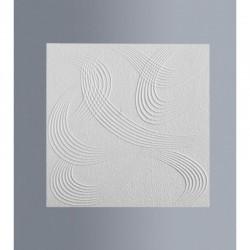 BOVELACCI Pannello controsoffitto argento 50x50