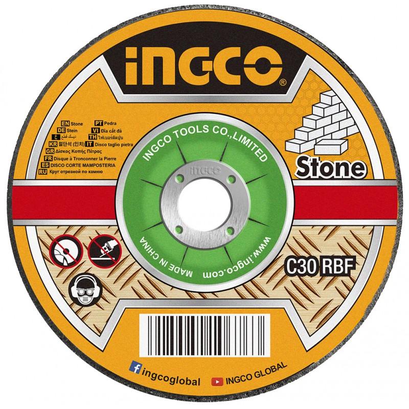 INGCO Disco taglio per pietra 115x3mm