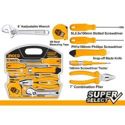 INGCO Set 7pz utensili manuali
