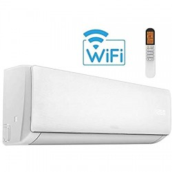 ZEPHIR Climatizzatore Inverter 9000 Btu Wifi