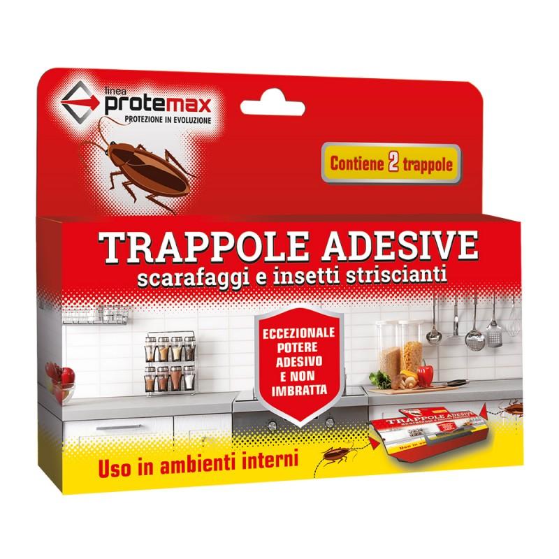 PROTEMAX Trappole adesive Scarafaggi