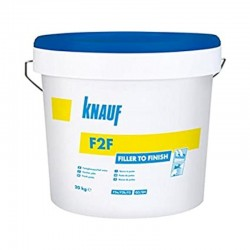 KNAUF Stucco In Pasta Filler To Finish 20 Kg