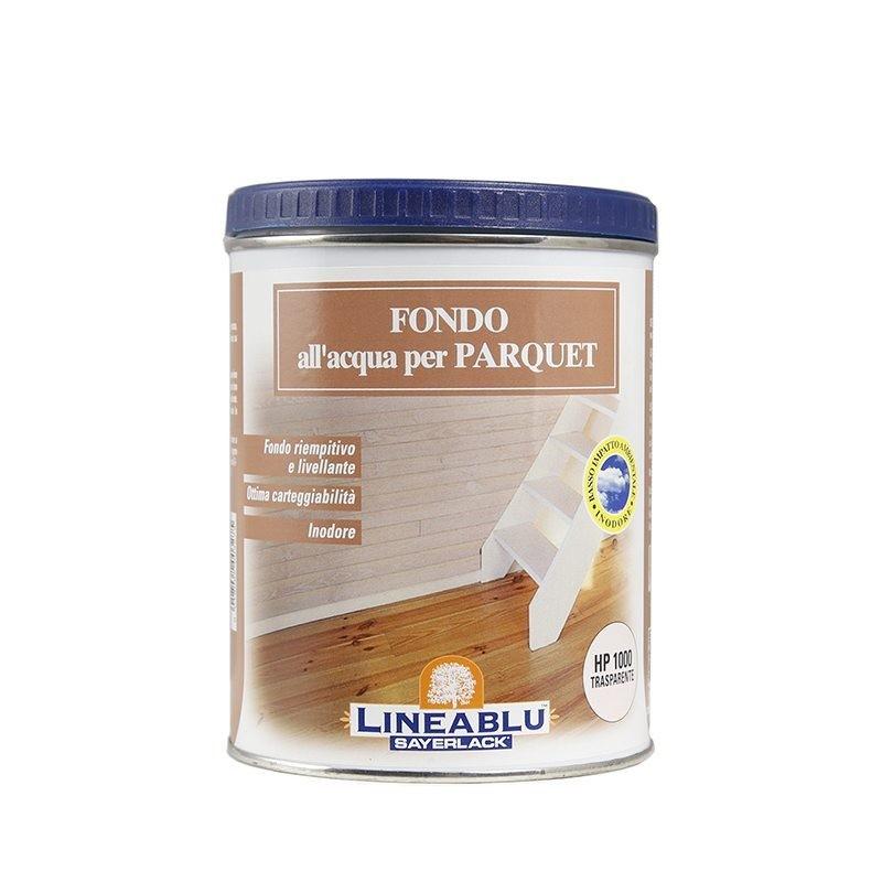 SAYERLACK Fondo All'Acqua Per Parquet HP1000 Lt. 0.75