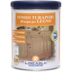 SAYERLACK Fondo Turapori All'Acqua Trasparente HU3050 Lt 0.75
