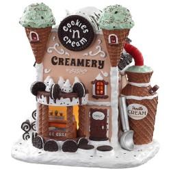 LEMAX Gelateria Di Montagna - Cookies 'n Cream Creamery