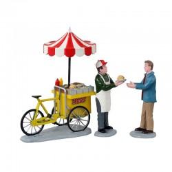 LEMAX Venditore di Taco - Taco Cart