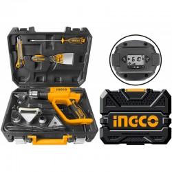 INGCO Valigetta Termosoffiatore Pro 2000w C/accessori