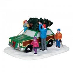 LEMAX Trasporto Alberi - Christmas Tree Transport