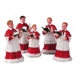 LEMAX Soggetto Chierichetto - The Choir Set of 5