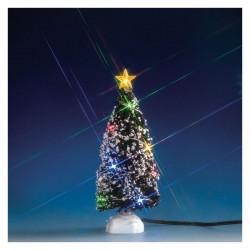 LEMAX Albero Sempreverde - Evergreen Tree with 12 Multi Light