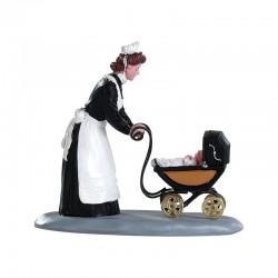 LEMAX Soggetto Grande La Bambinaia - Nanny