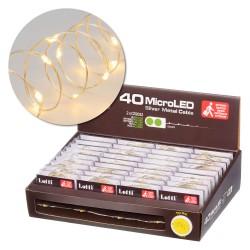 LOTTI 40 Microled Bianco Caldo Interno