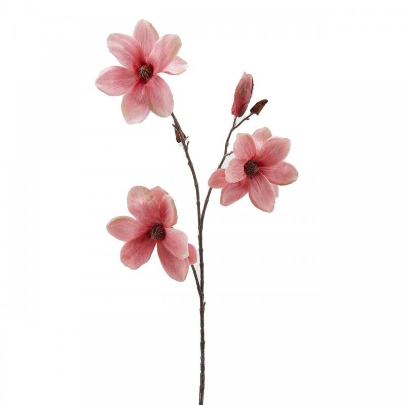ENZO DE GASPERI Decoro Ramo Magnolia H91Cm