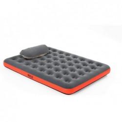 BESTWAY Airbed roll e relax grigio/arancione
