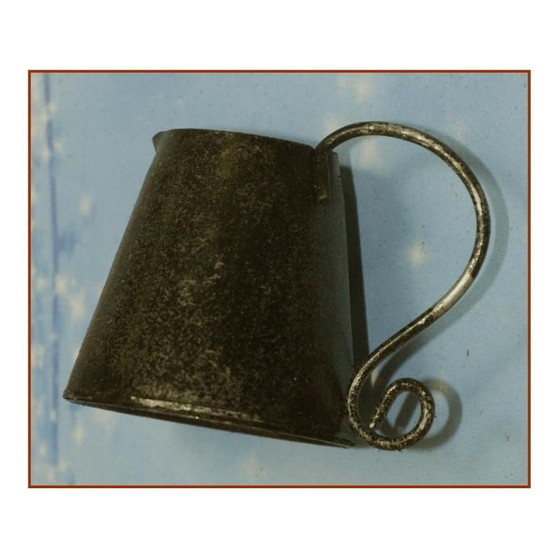 ROSSI ROSA Brocca in ferro cm. 3,5 per allestimento presepe