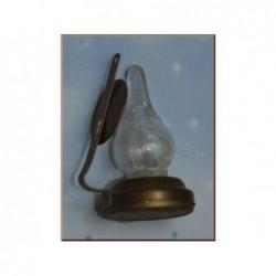 ROSSI ROSA Lanterna in ferro 4 cm per presepe