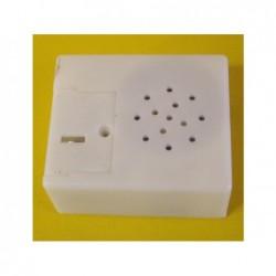 ROSSI ROSA Riproduttore verso animali assortiti 4x4,5