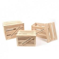 MERCURY Cassetta legno