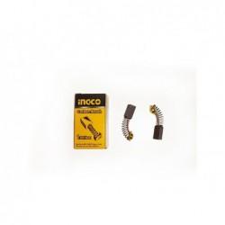 INGCO Spazzole di ricambio per pdb17008