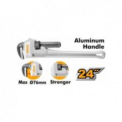 INGCO Giratubi alluminio 600 mm