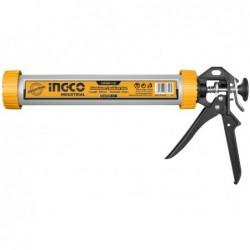 INGCO Pistola per silicone in alluminio 308mm