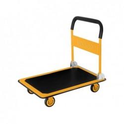 INGCO Carrello 4 ruote manico pieghevole 150kg