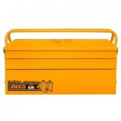 INGCO Cassetta porta attrezzi metallo 495x200x290mm