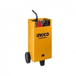 INGCO Caricabatterie carrellato 12/24v 70-300ah