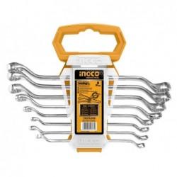 INGCO Set 8 chiavi a stella 6-22mm