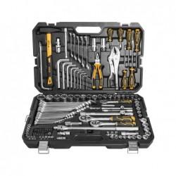 INGCO Set valigetta 142 pz all in professionale